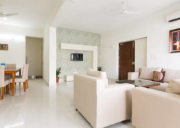Three Bedroom Service Apartments in Hitch City