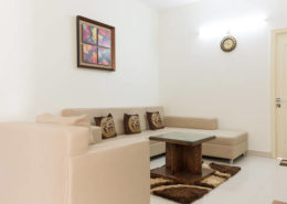 Two Bedroom Service Apartments in Hitch City