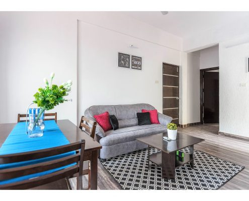 One Bedroom Service Apartments Jubilee Hills Hyderabad