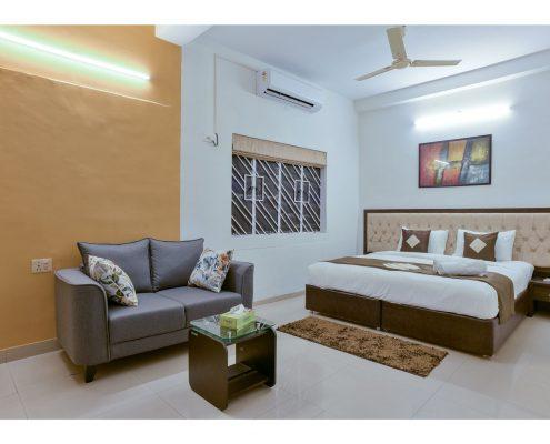 Studio Apartments Gachibowli