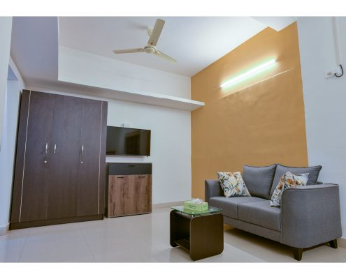 Studio Apartment Gachibowli