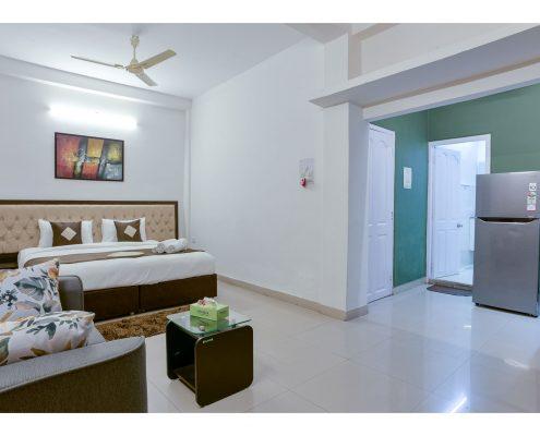 Short Term Rentals Studio Apartments Gachibowli